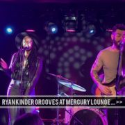 Ryan Kinder Mercury Lounge