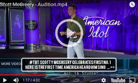 Scotty McCreery Idol Audition