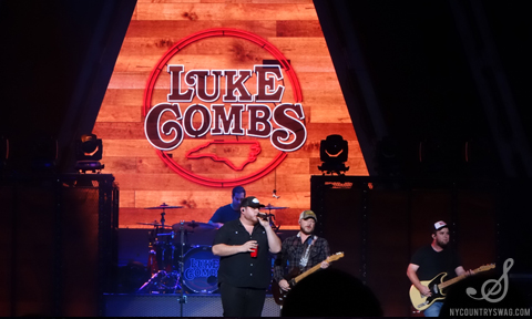 Luke Combs High Noon Neon Tour